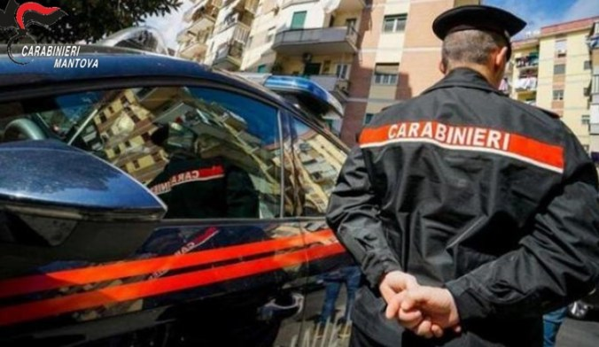 Carabinieri Castiglione d. Stiviere - violenze domestiche