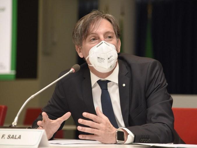 Fabrizio Sala, vicepresidente Regione Lombardia, assessore alla Ricerca, Innovazione, Università, Export e Internazionalizzazione delle imprese