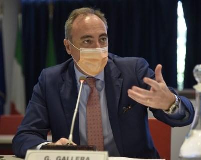 Giulio Gallera, assessore regionale al Welfare-