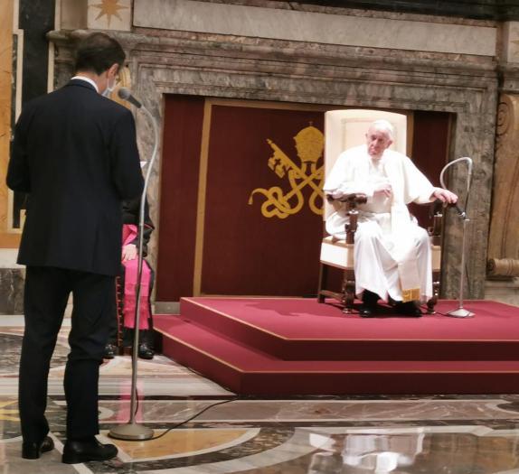 Papa Francesco e Lombardia 2