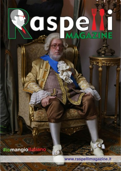 RASPELLIMAGAZINE 6 RE SOLE