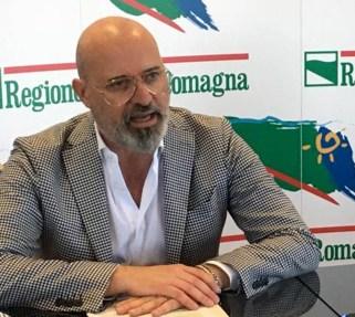 Stefano Bonaccini presidente Regione Emilia Romagna