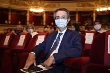 Attilio Fontana al Teatro alla Scala