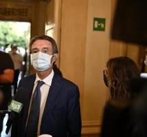 Attilio Fontana intervistato da TG3