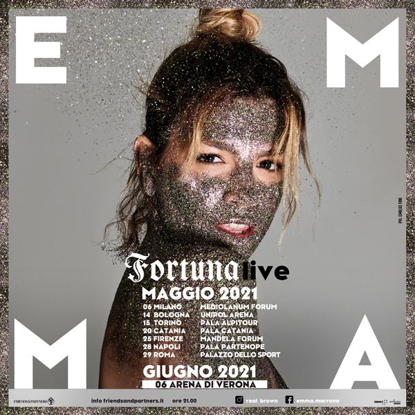 EMMA_Palasport e Arena di Verona_Grafica