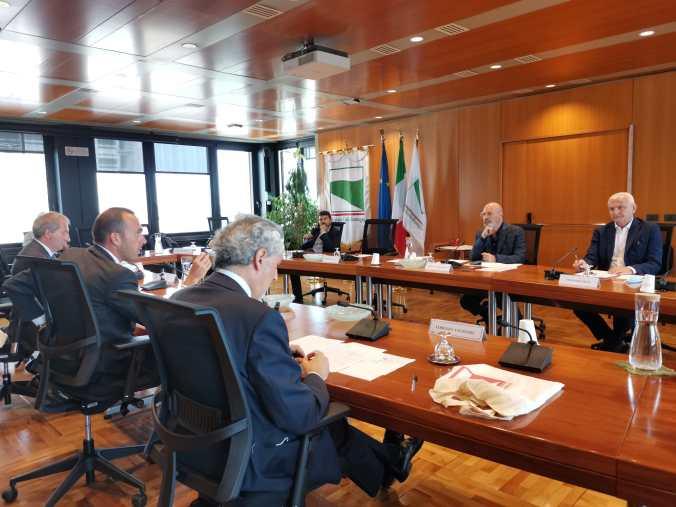 Export - Incontro con Sottosegretario Di Stefano