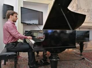 Riccardo Ronda pianista