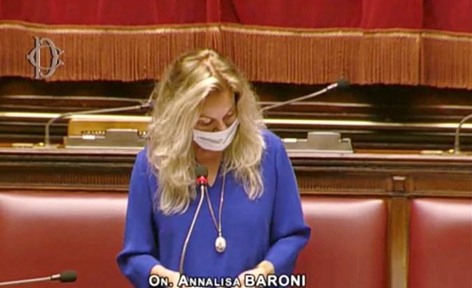 onorevole Anna Lisa Baroni