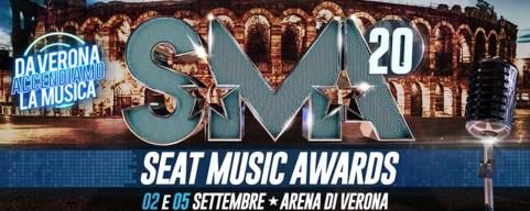 ARENA DI VERONA, SEAT MUSIC AWARDS 2020