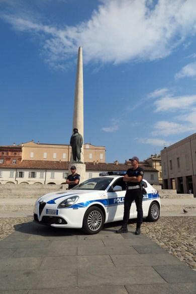 Polizia Locale - piazza Lugo (1)