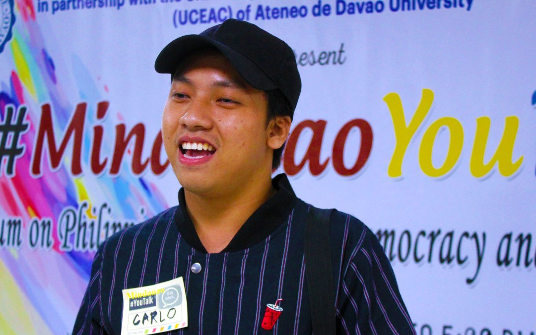 #TheYouthFactor: Engaging Young Dabawenyos in Philippine Governance, Democracy and Sustainable Development