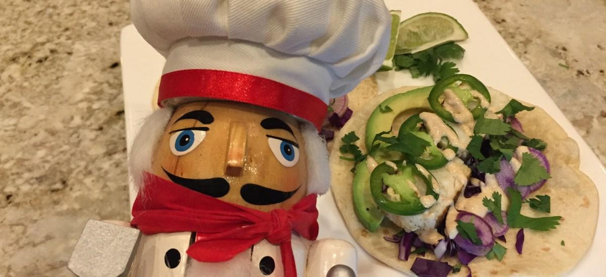 Easy & Healthy Fish Tacos