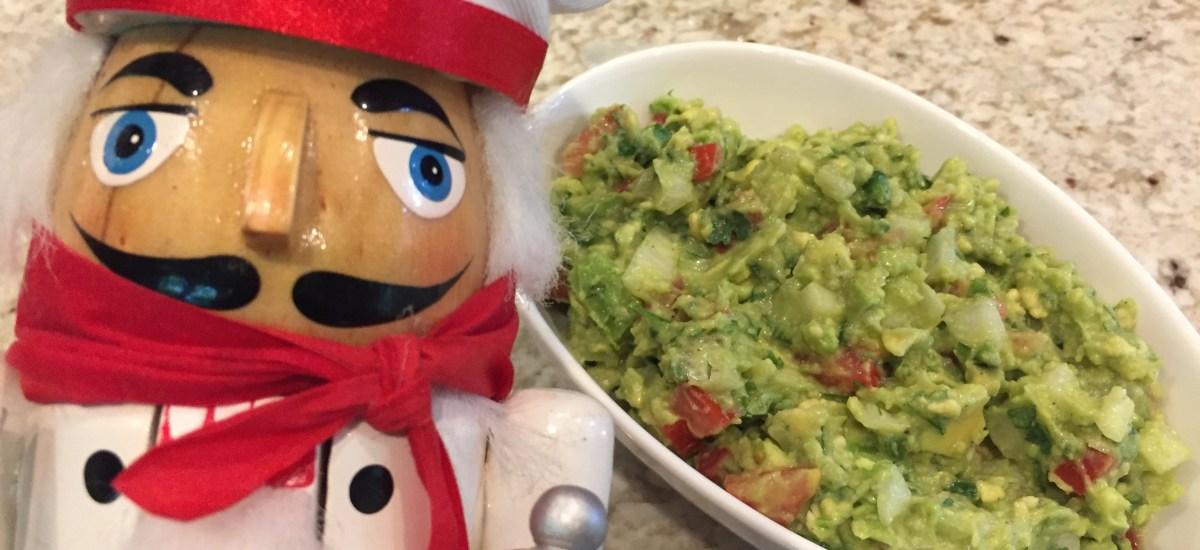 Best Homemade Guacamole