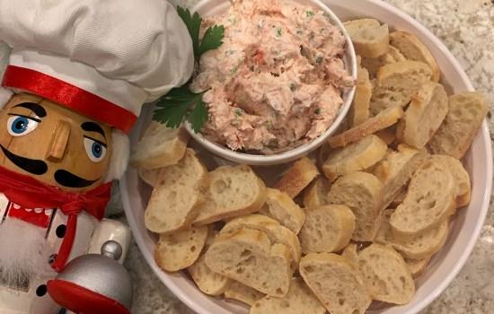 The Best Homemade Smoked Salmon Dip