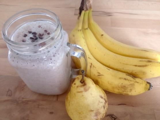 Résultat Milkshake banane poire