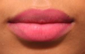 Mindandbeauty - La petite robe noire Lip Colour Ink : Couleur rose