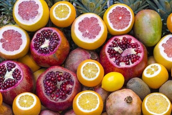 Se détendre malgré les règles douloureuses : Les fruits source de vitamines