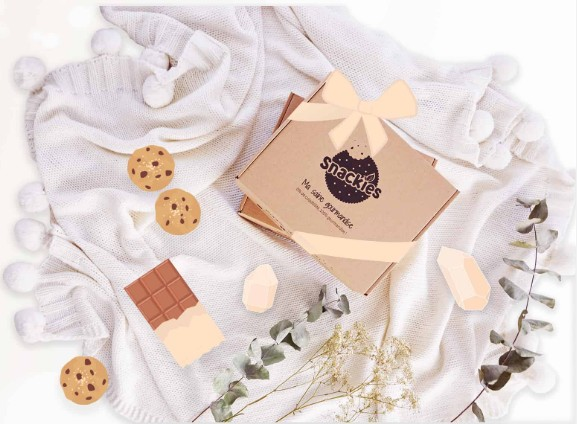 Mind & beauty - Idées cadeaux pour elle - Snackies box