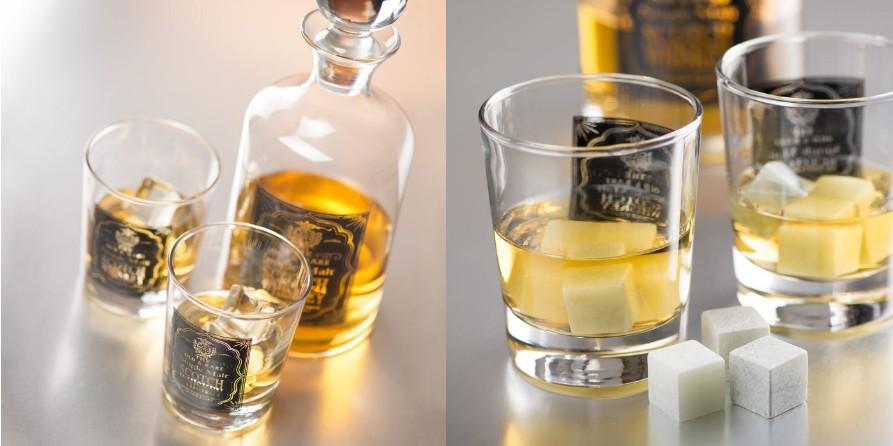 Mindandbeauty - Idées cadeaux pour lui : Verres à whisky