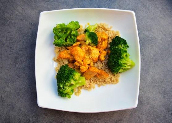 Mindandbeauty - Rééquilibrage alimentaire : Assiette réduite en quantité