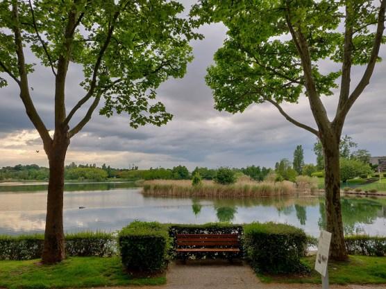 Mindandbeauty - Balade au lac de Créteil : Banc
