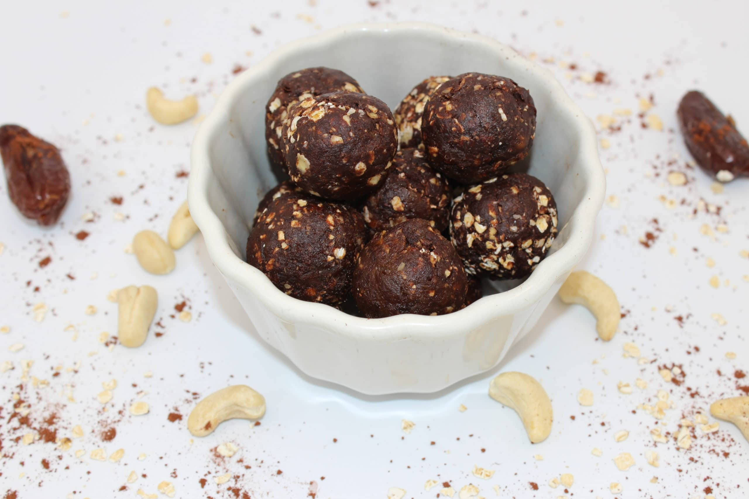 Mind And Beauty – Recette : Energy Balls