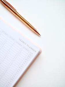 Tips for planning ahead