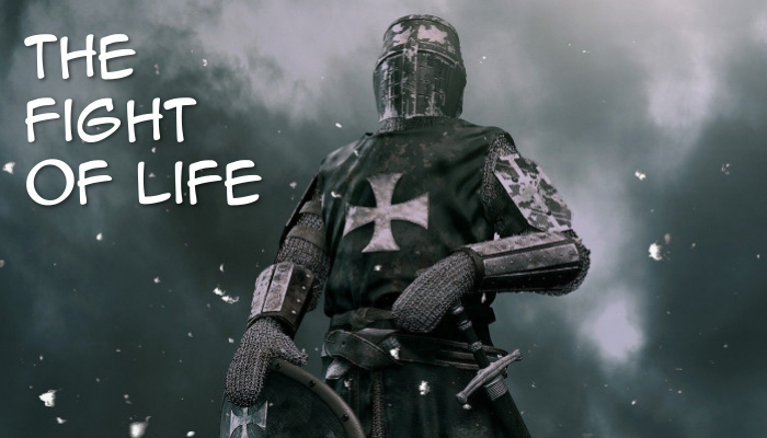 The Fight Of Life