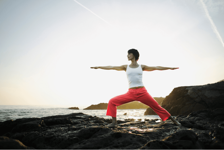 5 Simple Yoga Postures to Bring More Ease and Joy Into Your Morning