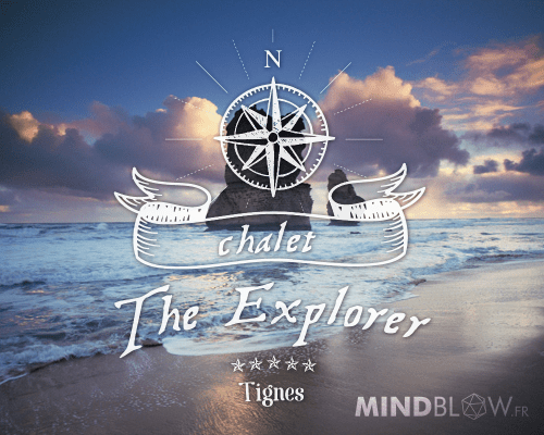 Mindblow Logo Chalet The Explorer