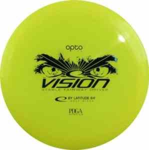 Latitude 64 Vision disc golf disc