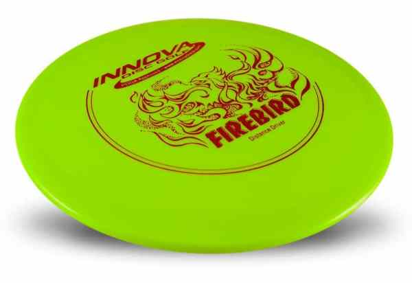 The Firebird is the overstable disc of choice for thousands of disc golfers.