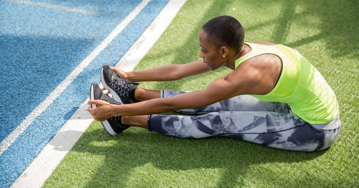 Photo of Stretching Your Legs This Many Times A Week May Improve Heart Health
