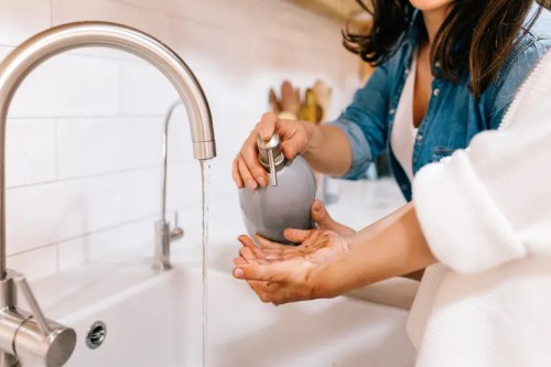 Imagini pentru How To Keep Your Hands Germ-Free, From An Infectious Disease Specialist