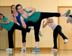 Getting Fit With Aerobics