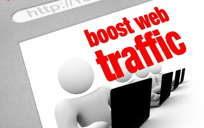Skyrocketing Website Traffic the Quickest Way