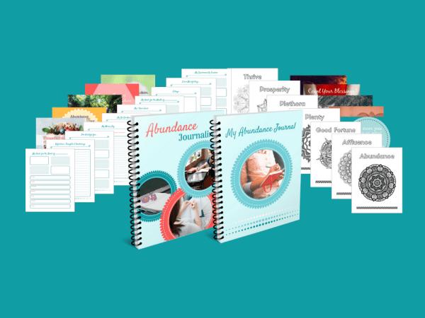 Abundance Journaling PLR Bundle Banner 3
