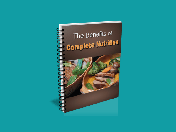 Complete Nutrition Report Banner