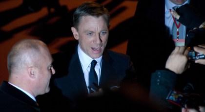 Daniel Craig 2008 © M. de Lange