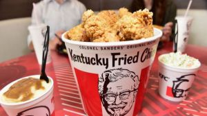 KFC Plans 3D Printed Chicken Nuggets