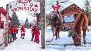 Where Santa Clause Lives!!!