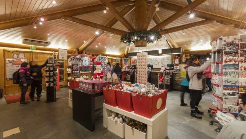 Shop at Santa Clause