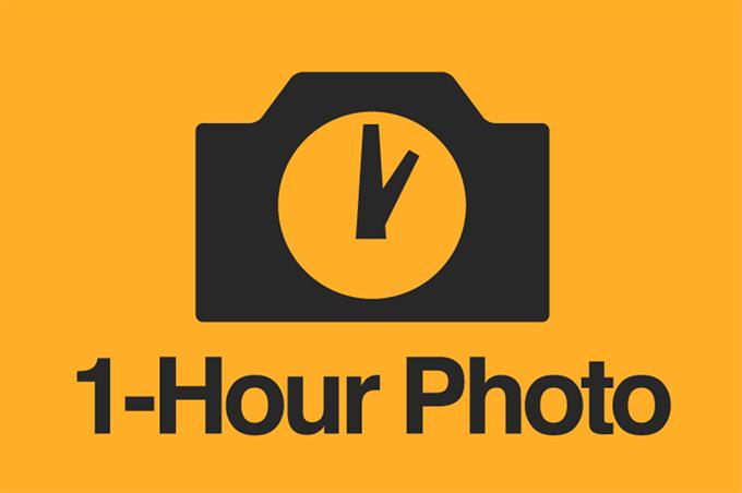 1 Hour Photo app