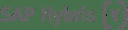 SAP Hybris grey logo