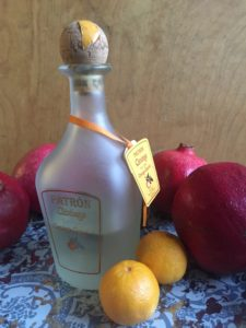 Patron orange liqueur