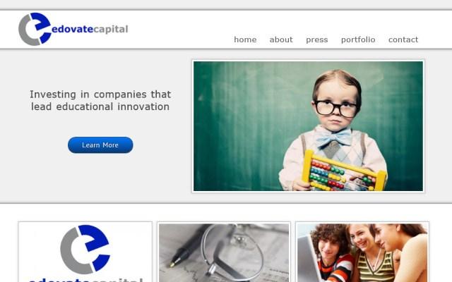Edovate Capital Website