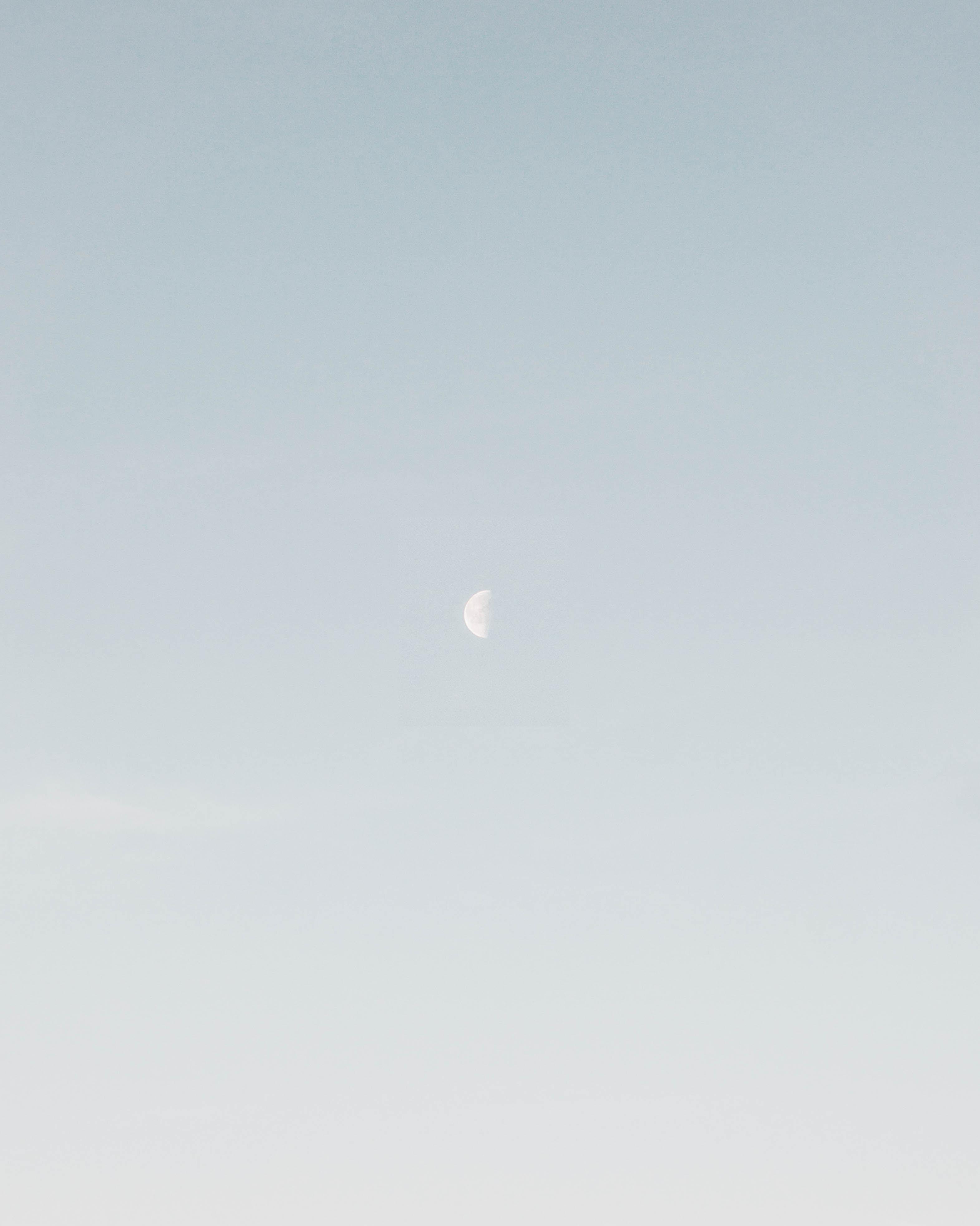 De energie van de nieuwe maan