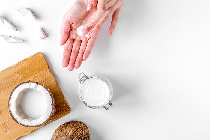 Aceite de coco para la piel atópica ¿funciona?