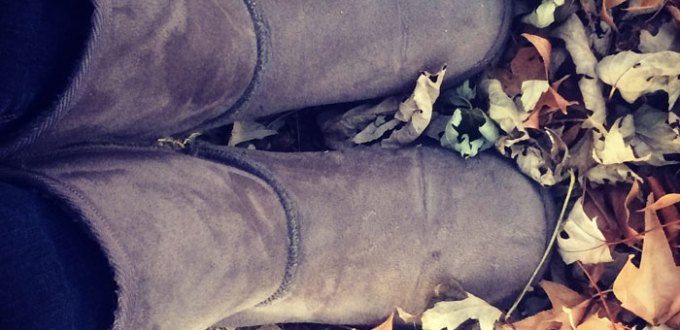 grey-boots-in-leaves