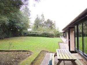 quaker centre garden